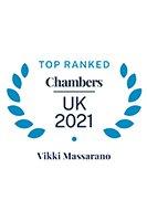 Vikki Massarano - Chambers UK 2021